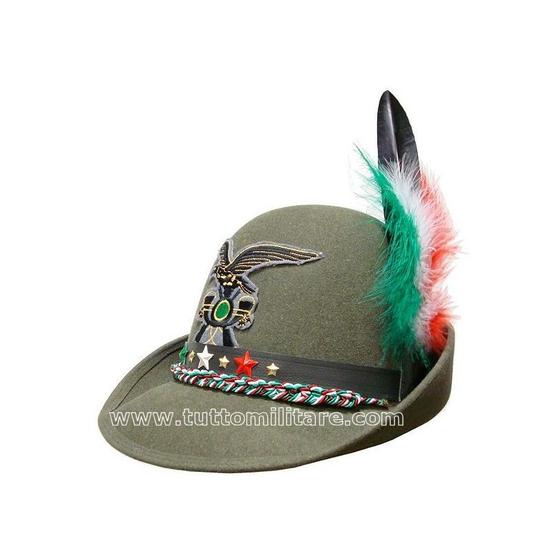Cappello Alpino Truppa Congedante bae7301c0429
