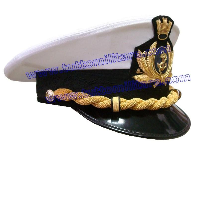 Berretto Capitano di Corvetta Marina Militare 412325dd0064