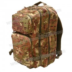 Zaino Tactical Laser Cut Molle Vegetato