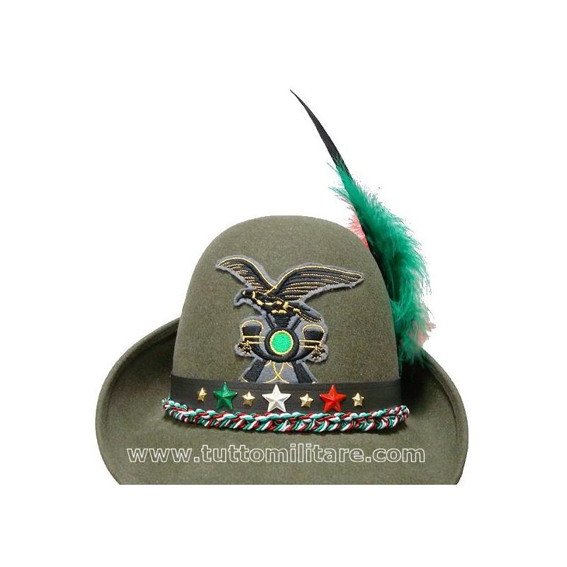 goditi un grande sconto stili freschi vendita ufficiale Cappello Alpino Truppa Congedante