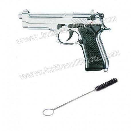 Pistola a Salve 92 FS Cromata