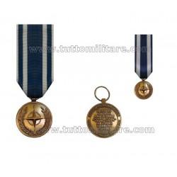 Medaglia Fyrom Macedonia Nato
