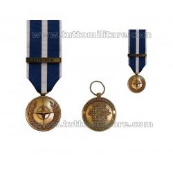 Medaglia Kosovo Nato