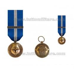 Medaglia Operazione Balcani Non Article 5 Nato