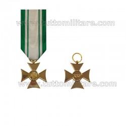 Croce Anzianità Servizio 25 Anni Croce Rossa Italiana
