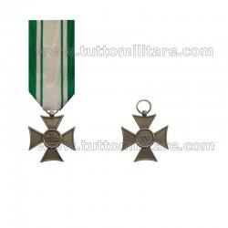 Croce Anzianità Servizio 15 Anni Croce Rossa Italiana