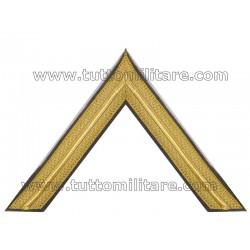 Grado Sottotenente per Cappello Alpino