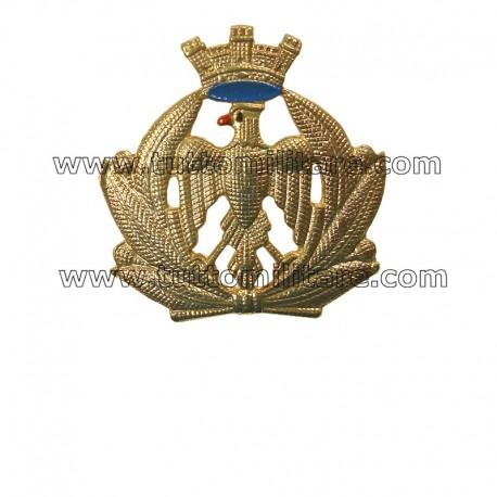 Fregio Metallo Aeronautica Militare