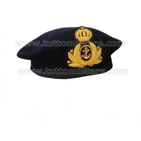 Basco con Fregio Regia Marina Militare