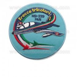 Scudetto PAN MB-339 Frecce Tricolori
