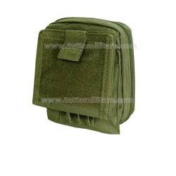 Map Pouch Verde Oliva