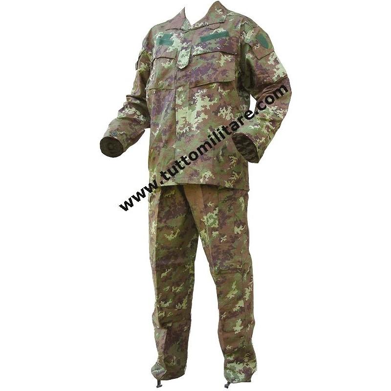 Tuta Mimetica Vegetata Esercito Italiano 0619a9e3b7b6