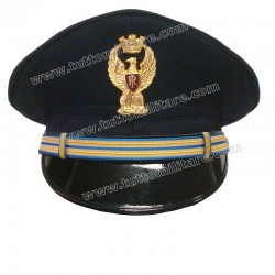 Berretto Vice Ispettore Polizia di Stato