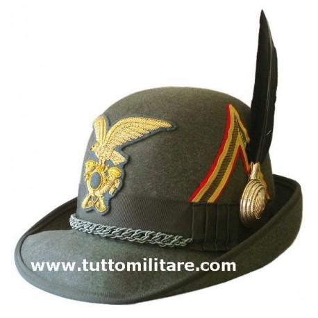 Cappello Alpino Primo Maresciallo Aiutante 10c7f5adef2e