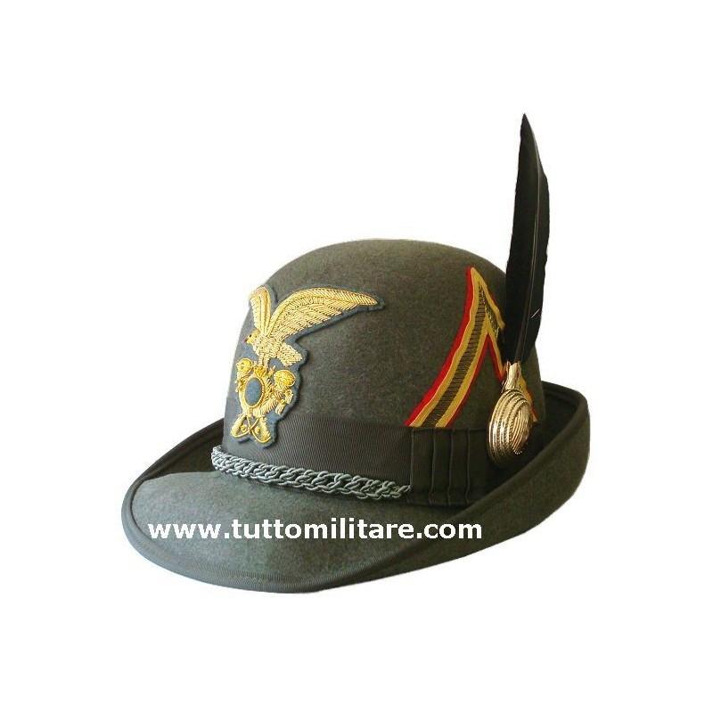 Cappello Alpino Primo Maresciallo Aiutante fc7318a21636
