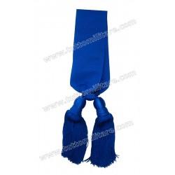 Sciarpa Azzurra per Picchetto Armato