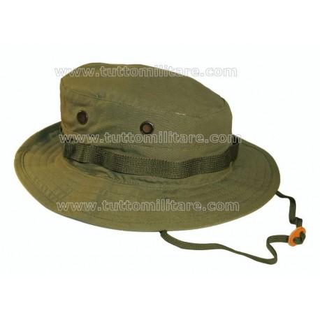 Bonnie Hat Verde Oliva