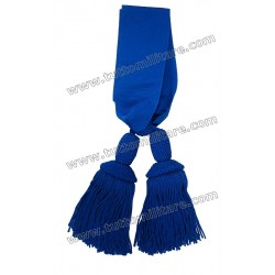Sciarpa Blu modello Principe di Piemonte