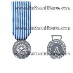 Medaglia Merito Servizio Argento Polizia Penitenziaria