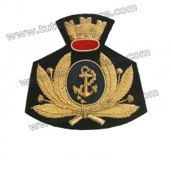 Fregio Ammiraglio di Squadra Marina Militare