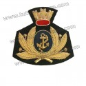 Fregio Marina Militare Ammiraglio di Squadra