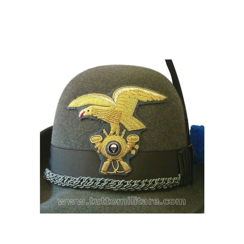 Cappello Alpino Ruolo Volontari Paracadutisti  Cappello Alpino Ruolo  Volontari Paracadutisti ... f8df11dd508d