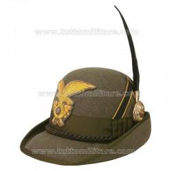 Cappello Alpino Sergente 8° Reggimento Fanteria Alpina