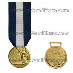 Medaglia d'Onore Lunga Navigazione Marittima Oro 20 Anni