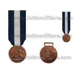 Medaglia d'Onore Lunga Navigazione Marittima Bronzo 10 Anni