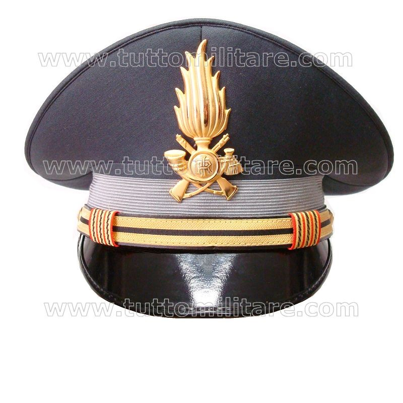 Berretto Maresciallo Aiutante Guardia di Finanza bb55387332e3