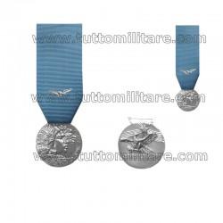 Medaglia Lunga Navigazione Aerea Argento 15 Anni
