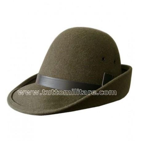 Cappello Alpino Truppa in Lana