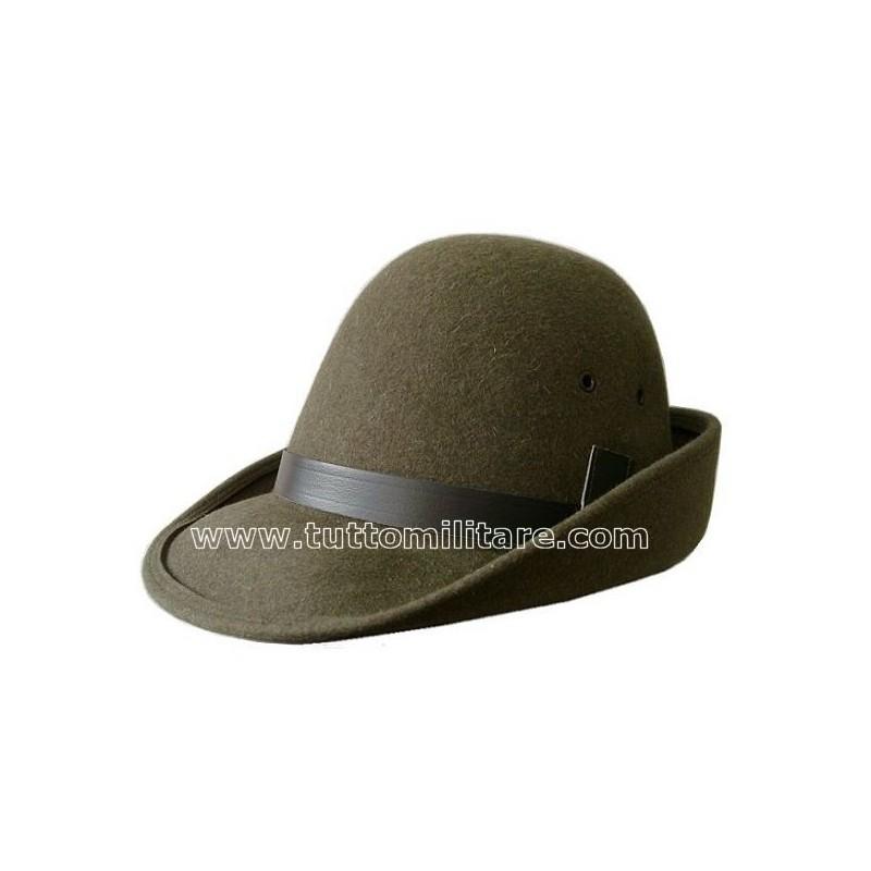 Cappello Alpino Truppa Feltro Lana 8640ec1a4050