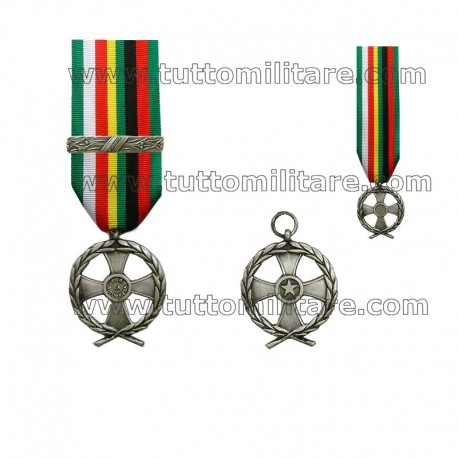 Croce Commemorativa Afghanistan Guardia di Finanza