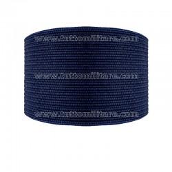 Fascia millerighe blu Polizia