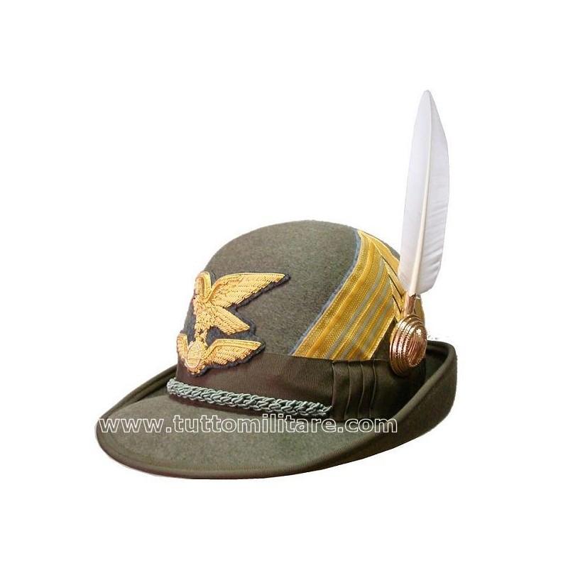 Cappello Alpino Colonnello Battaglione Logistico f13a79b0ec4f