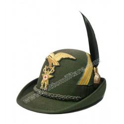 Cappello Alpino Tenente Medico