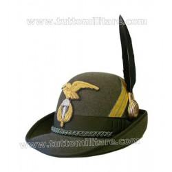 Cappello Alpino Tenente Paracadutisti Alpini