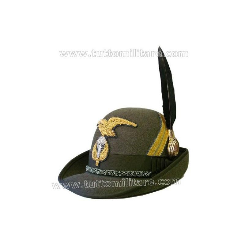 Cappello Alpino Tenente Paracadutisti Alpini 38d2f32ead63