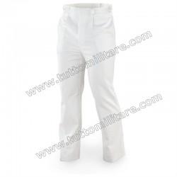 Pantaloni Bianchi  SEB Marina Militare