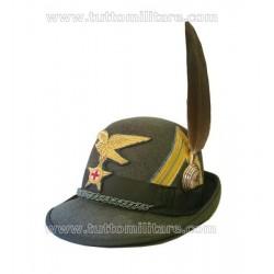 Cappello Alpino Tenente Sanità Alpina