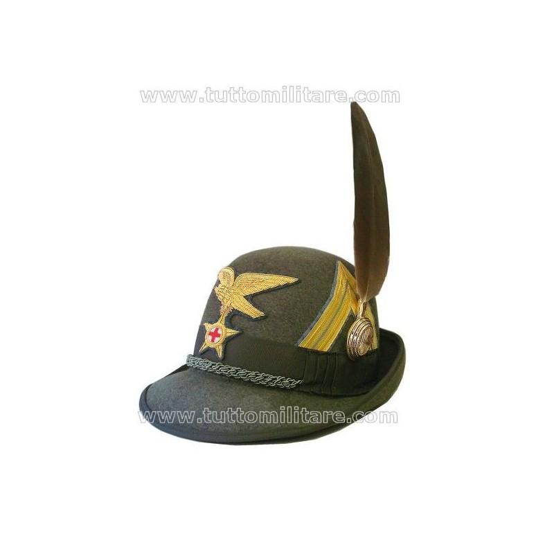 Cappello Alpino Sanità Alpina Corpo Sanitario b7e4f626c997