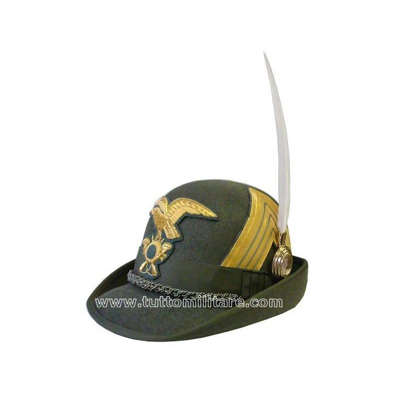 Cappello Alpino Colonnello Fanteria Alpina ... bf30eb68985e