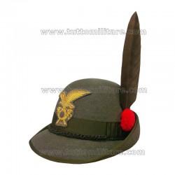 Cappello Alpino VSP Battaglione Alpini Tomezzo
