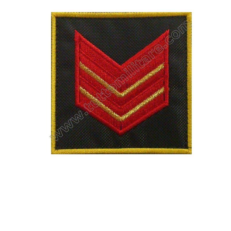 Grado Velcro Appuntato Scelto Guardia di Finanza c4ba1eae9c12