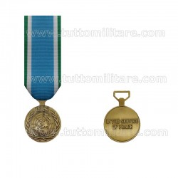 Medaglia Mozambico ONU