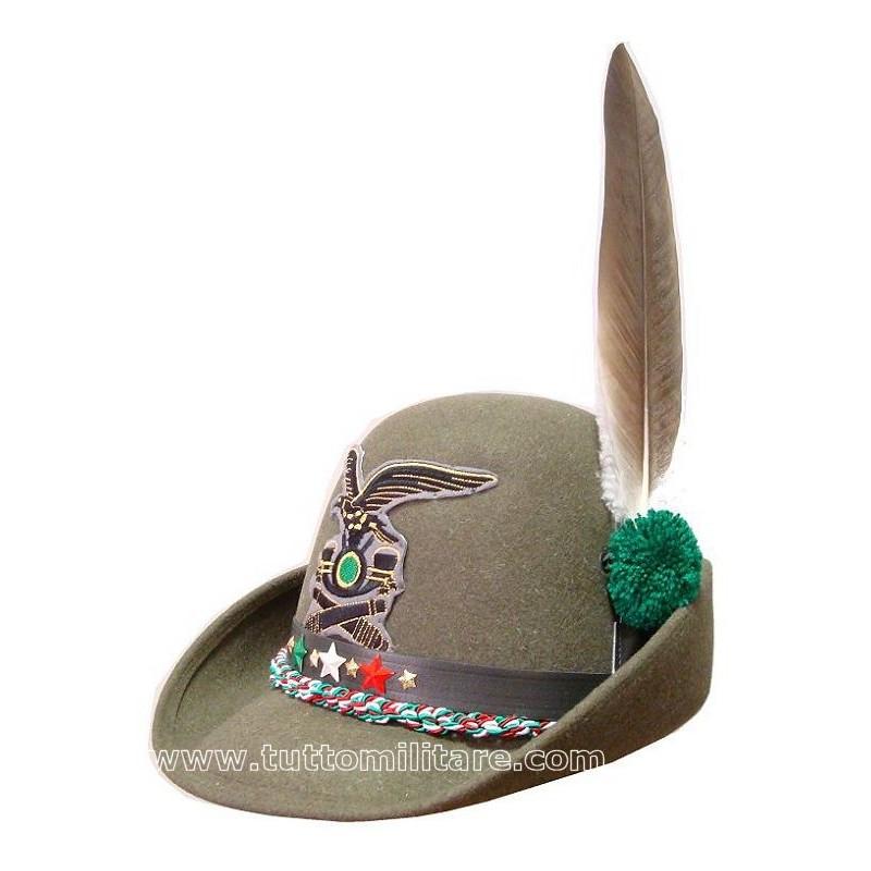 Cappello Alpino 3° Reggimento Artiglieria Montagna Congedante ... 58f39a29ed95