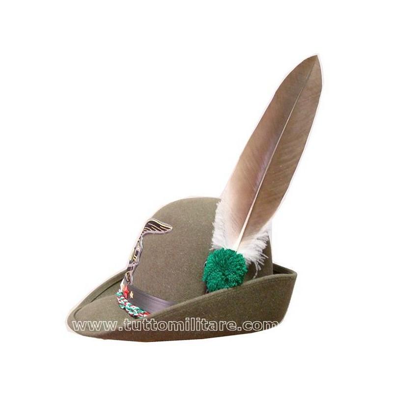 ... Cappello Alpino 3° Reggimento Artiglieria Montagna Congedante 0c4e9bdac0d7
