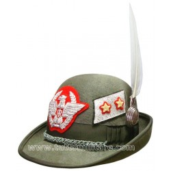 Cappello Generale Medico Divisione Alpina
