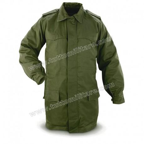Giaccone Impermeabile Esercito Anni 80/90